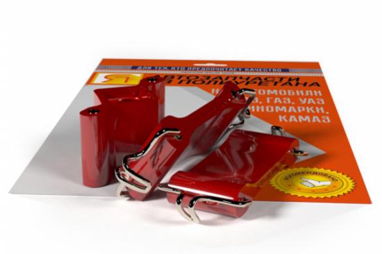 Крепление глушителя ВАЗ 2101-2107
