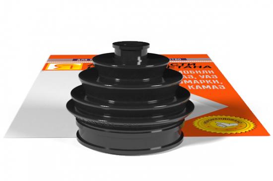 ПЫЛЬНИК ШРУС 2108-2190 черный полиуретан