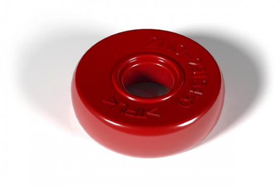 подушка амортизатора 2101-2110 верх