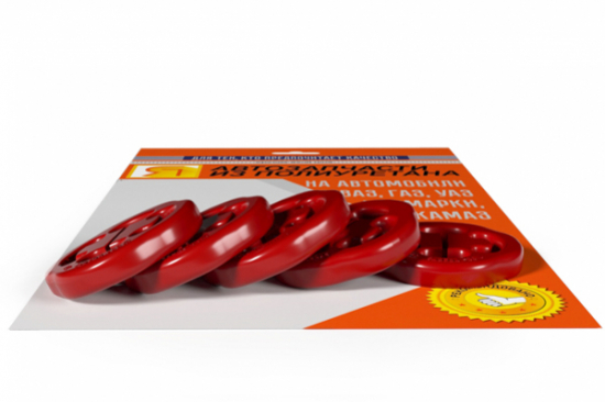 Подушки глушителя ВАЗ 2108