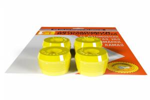 Комплект втулок амортизатора ГАЗ 24-2915432 полиуретан