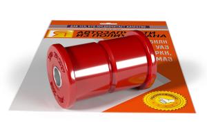 Сайлентблок рессоры ГАЗ 3310-2912027 разборный